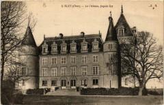 Blet Le Chateau, facade Est - Blet