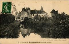Saint-Amand-Montrond - Env. - Chateau de Bonnais 18 Saint-Amand-Montrond