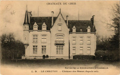 Le Chautay - Chateau des Réaux - Le Chautay