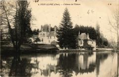 Ivoy-le-Pré - Chateau de Moison - Ivoy-le-Pré