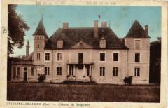 Saint-Loup-des-Chaumes - Chateau de Prégirault - Saint-Loup-des-Chaumes