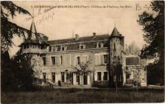 Ourouer-les-Bourdelins Chateau de ChalIVOY-les-Noix - Ourouer-les-Bourdelins