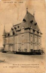 Quantilly Chateau de Champgrand - Quantilly