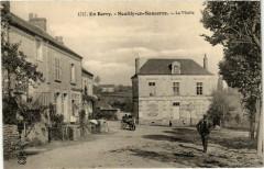 En Berry. Neuilly-en-Sancerre La Mairie - Neuilly-en-Sancerre