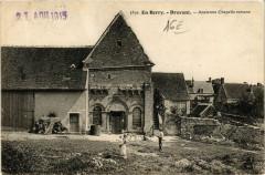 En Berry. Drevant Ancienne Chapelle romane - Drevant