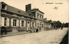 Montigny Les Ecoles - Montigny
