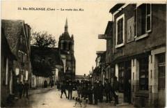 Sainte-Solange La Route des Aix - Sainte-Solange