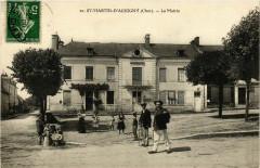 Saint-Martin-d'Auxigny La Mairie - Saint-Martin-d'Auxigny