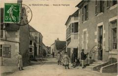 Veaugues Route de Montigny - Veaugues