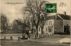 Mareuil-sur-Arnon La Place - Mareuil-sur-Arnon