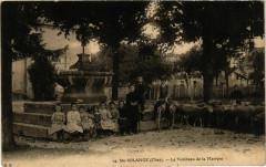 Sainte-Solange Le Tombeau de la Martyre - Sainte-Solange