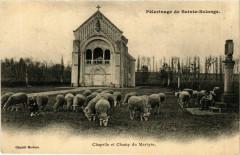 Pélérinage de Sainte-Solange Chapelle et Champ du Martyre - Sainte-Solange