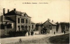 En Berry. Lunery Ecole de Rosieres - Lunery