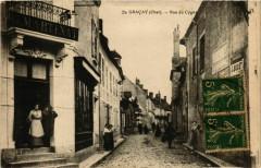 Gracay Rue du Cygne - Graçay