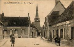 Blancafort Rue de l'Eglise - Blancafort