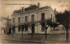 Buzancais - L'Hotel des Postes - Buzançais
