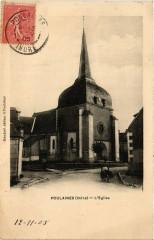 Poulaines - L'Eglise - Poulaines