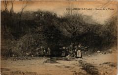 Ambrault - Sources de la Théols - Ambrault