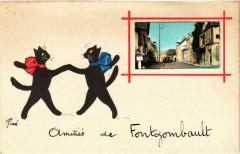 Amitiés de Fontgombault - Fontgombault