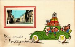 Bien arrivés a Fontgombault - Fontgombault