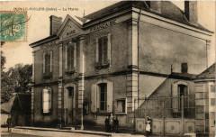 Dun-le-Poelier - La Mairie - Dun-le-Poëlier