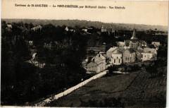 Env. de Saint-Gaultier - Le Pont-Chrétien par Saint-Marcel - - Saint-Gaultier