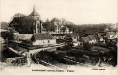Saint-Benoit-du-Sault - L'Eglise - Saint-Benoît-du-Sault