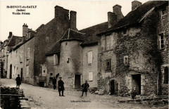 Saint-Benoit-du-Sault - Vieille Prison - Saint-Benoît-du-Sault