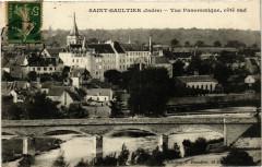 Saint-Gaultier - Vue Panoramique coté sud - Saint-Gaultier