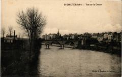 Saint-Gaultier - Vue sur la Creuse - Saint-Gaultier