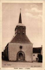Vijon - L'Eglise - Vijon
