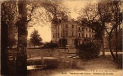 Vendoeuvres - Chateau de Bauché - Vendoeuvres