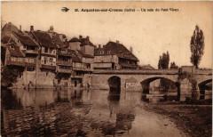 Argenton-sur-Creuse - Un coin du Pont Vieux - Argenton-sur-Creuse