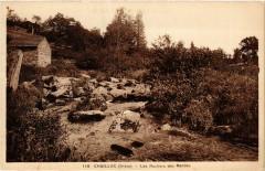 Chaillac - Les Rochers des Rendes - Chaillac