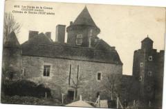 Les Bords de la Creuse Cuzion - Chateau de Bonnu Xiii siécle - Cuzion