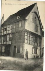 La Chatre - La Maison de Bois - La Châtre
