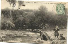 Ambrault - Les sources de la Théols - Ambrault