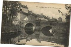La Chatre - Le Vieux Pont aux Laies - La Châtre