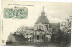 Eglise de Méobecq (Env. de St-Gaultier) - Méobecq