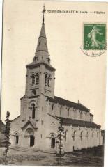 Tournon-Saint-Martin - L'Eglise - Tournon-Saint-Martin