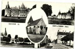 Souvenir de Azay le Ferron - - Azay-le-Ferron
