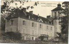 Ruffec-le Chateau - Le Chateau Ancienne Abbaye Xii. siécle - Ruffec