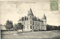Maron - Chateau de Rezay - Mâron