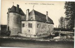 Le Péchereau - Le Chateau - Facade Sud - Le Pêchereau