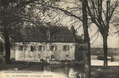 Le Péchereau - Le Chateau - Facade Est - Le Pêchereau