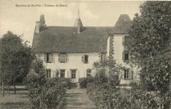 Env. de Chaillac - Chateau du Brauil - Chaillac