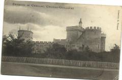 Env. de Chaillac Chateau-Guillaume - Chaillac