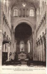 Eglise des Bénédictins de Saint-Genou - Xv siécle - Saint-Genou