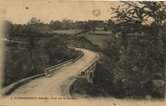 Cluis Desseus - Pont sur la Bouzane - Cluis