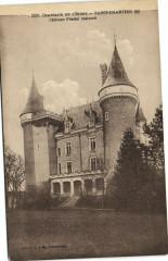 Chateaux de L'Indre - Saint-Chartier - Chateau Féodal restauré - Saint-Chartier